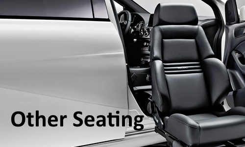 Mobility seating options